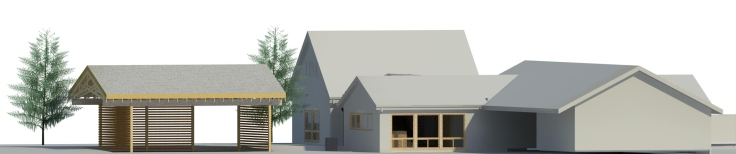 Basic rendering of exterior.